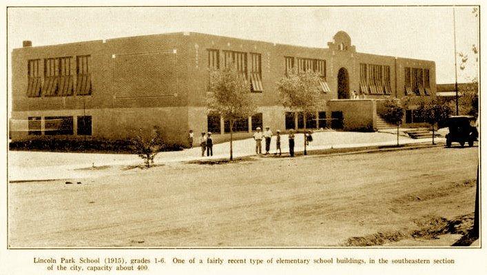 *LP School 1915